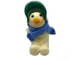 Figurina de Iarna cu sapca