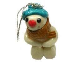 Figurina de Iarna cu fes